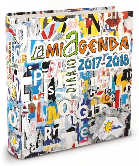 l'agenda scolastica LAMIAGENDA, edizione 2017/2018