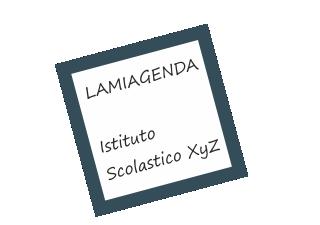 icona personalizzazione agenda